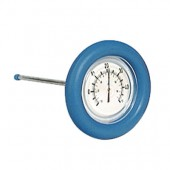 Thermometer vlottende boei