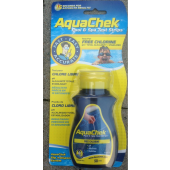 Teststrips Aquacheck  4 in 1